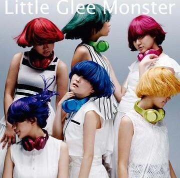 即決 Little Glee Monster 私らしく生きてみたい 初回限定盤A