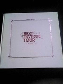 安室奈美恵 BEST FICTION TOUR コンサートツアーパンフレット ライブ 即決