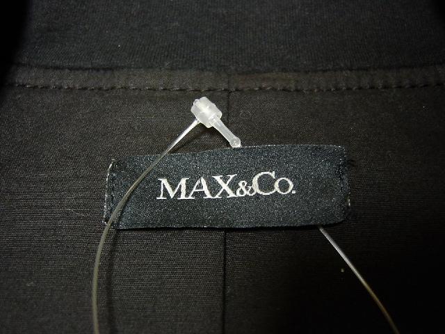 MAX&CO マックスアンドコー ジャケット < ブランドの