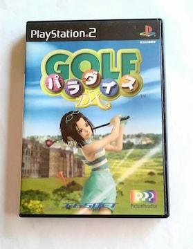 PS2 ソフト ゴルフ パラダイス DX PS2ソフト スポーツ