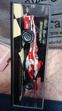 1/43 ミニチャンプス製品 F1 スーパーアグリ ホンダ 佐藤 琢磨 未使用 新品