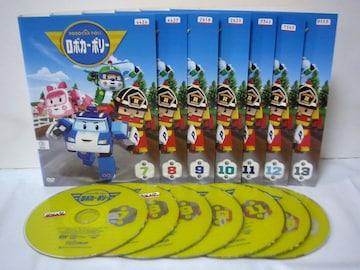 ロボカーポリー 7〜13巻 [7本セット] レンタルUP DVD