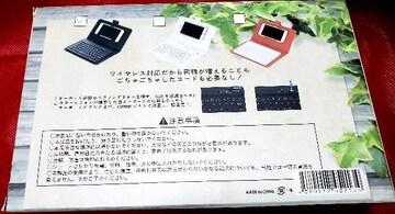 ワイヤレスSmqrtphonekeyboqrdキーボード
