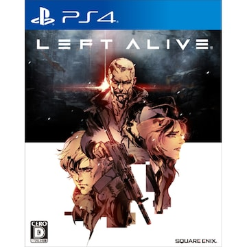 PS4》レフト アライヴ (LEFT ALIVE) [177000996]