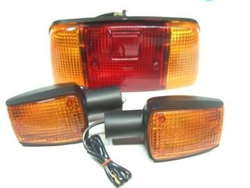 (953) CBX400F 新品 テール ランプ ウインカー セット