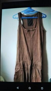 美品goaタンクロングスカート