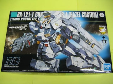1/144 HGUC No.56 RX-121-1 ガンダム TR-1 ヘイズル改 Advance of Z