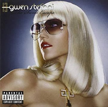 大人気 gwen stefani pops sweet escape