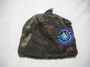 mb281 男 QUIKSILVER クイックシルバー フリース帽子