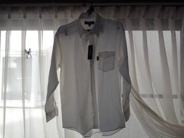 POLOのカッターシャツ(M)新品タグ付き!
