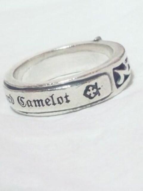 ロードキャメロット【Lord Camelot】クロス シルバーリング 12号 < ブランドの