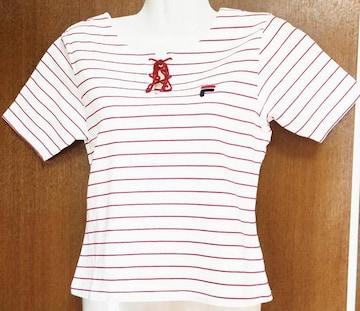 美品、FILA(フィラ)のTシャツ