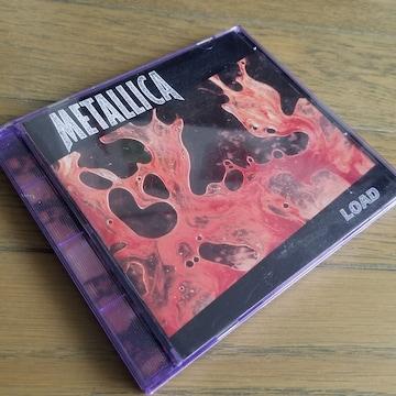 ★METALLICA「LOAD」/メタリカ  スラッシュメタル