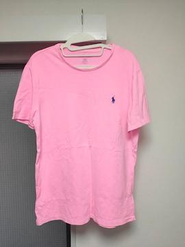 ポロラルフローレン Tシャツ ピンク