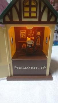 キティ ハウス型 ライト+振り子