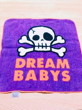 DREAM BABYS ハンドタオル
