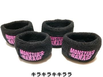 ◆B'z LIVE-GYM 2006/MONSTER'S GARAGEガチャガチャ★リストバンド*4個
