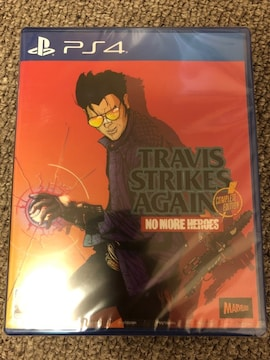 Travis Strikes Again No More Heroes Complete Edition 新品