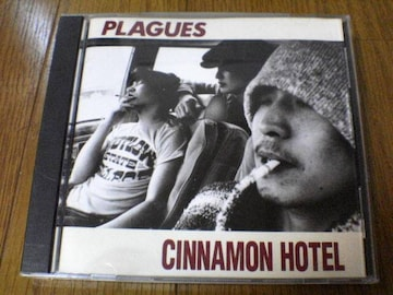 プレイグスCD「CINNAMON HOTEL」PLAGUES