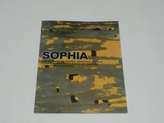 SOPHIA/one-man show/ソフィア/パンフレット/完全限定版/希少