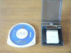 PSP用GPSレシーバー(PSP-290) 地図ソフト付属