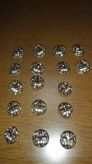 ボタン(付け替え用)17個