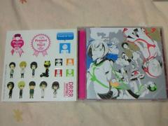 CD デュラララ!! キャラクターソングコレクション デュラララッピング!! 初回