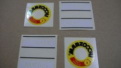 (88)格安マルゾッキステッカーCB250NホークCB250TCB400Dスーパーホーク�V