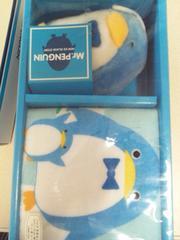 ペンギンMr.PENGUIN タオルとぬいぐるみのセット