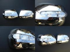 トヨタ LEDメッキドアミラーウィンカーエスティマACR30/40