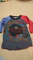 ラブレボ7分Tシャツ130ほぼ新品