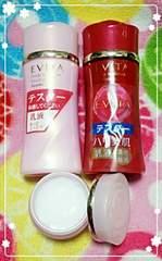 カネボウ/エビータ☆ディープモイスチャーミルクP�U&�V&クリームセット♪定価6480円