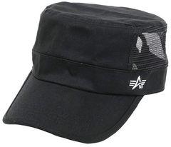 インダストリーズ 帽子 ワークキャップ 柄2