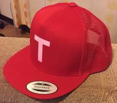 Tony メッシュキャップ 【RED】未使用★ロンハーマン