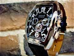 新作希少◆フランクミューラーTYPE 高級club face腕時計