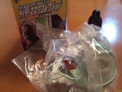 仮面ライダー マスクコレクション vol,7 新1号 ★バンダイ★