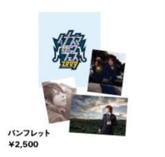 TMR☆イナズマロックフェス☆2009☆パンフレット