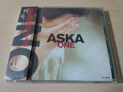 ASKA CD「ONEワン」飛鳥涼(チャゲ&アスカ)★