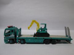 ザ・トラックコレクション第12弾 警視庁 三菱ふそう重機搬送車