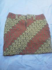 アルバローザ スカート 未使用新品同様