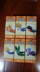ドラゴンボール 超 コレクタブル ANIMA 30TH vol.3 全種セット(6種)