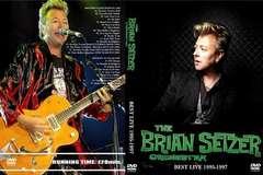ブライアンセッツアー ライブ決定版!1995-1997 BRIAN SETZER