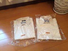 Yシャツ★白★2枚セット
