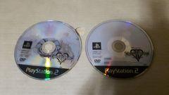 PS2☆キングダムハーツ1&2☆まとめ売り♪SQUARE ENIX。ロープレ。