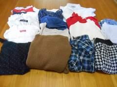ブランドたくさん20枚福袋まとめ売りM*F☆お得☆�@