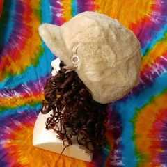 モコモコッ♪カワイィー(o´▽`o)起毛ファーキャスケット†帽子