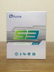 PLEXTOR★512GB SSD SATA PX-512S3C2.5インチ プレクスター