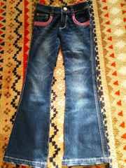 *130�p・ステッチ(糸)が可愛いジーンズ*
