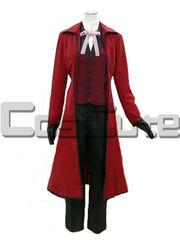 ◆黒執事> ◆グレル・サトクリフ コスプレ衣装