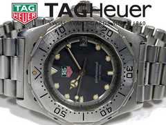 超希少 1スタ★タグ・ホイヤー Professional メンズ腕時計